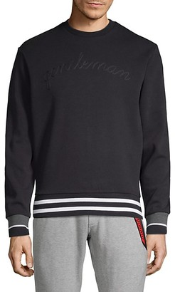 Antony Morato Embroidered Crewneck Sweater
