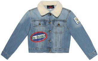 The Animals Observatory Foal denim jacket