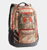 Under Armour UA Camo Hustle Backpack