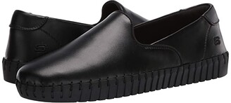 Skechers Sepulveda SR (Black) Women's Shoes