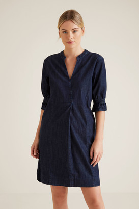 Seed Heritage Chambray Dress