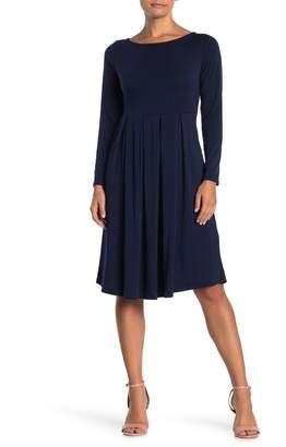 WEST KEI Knit Midi Dress (Petite)