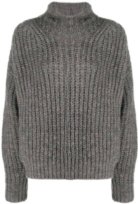 Isabel Marant Iris ribbed-knit jumper