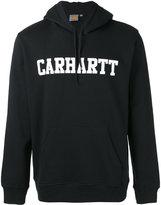 Carhartt hooded college sweatshirt