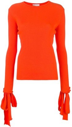 J.W.Anderson tied sleeve sweater