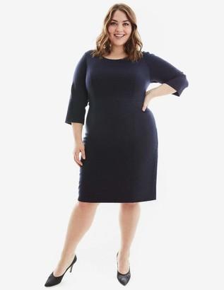 Gravitas Amelia Dress in Gray Size 10-HEM UP