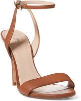 Polo Ralph Lauren Ramona Nappa Leather Sandal