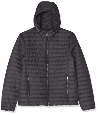 Geox Mens Warrens Down Hooded Jacket Down & Down Alternative Clothing &  Accessories Active & Performance