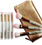 S.O.H.O New York Rose Gold Marble Effect Make Up Brush Set