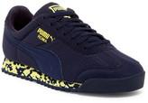 Puma Roma MS Print Sneaker (Big Kid)