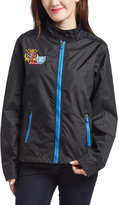 U.S. Polo Assn. Black & Blue Contrast Collared Jacket