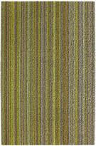 Chilewich Skinny Stripe Shag Rug - Citron - 61x91cm