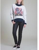 Vivienne Tam Fudog Cotton Sweatshirt.