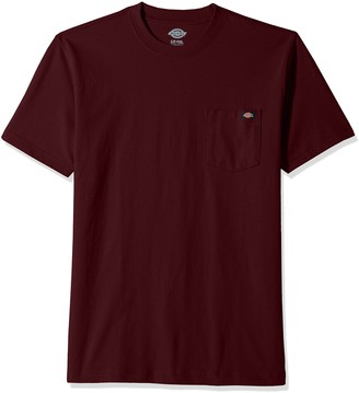 Dickies Men's Big and Tall Heavy Weight Crew Neck