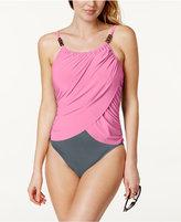 Magicsuit Draped Tummy-Control One-Piece Swimsuit Women's Swimsuit