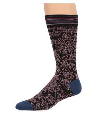 Ted Baker Polgate Floral Design Sock
