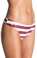 Roxy Women's Reversible Mini Liberty Bikini Bottom