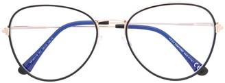Tom Ford Aviator Frames Glasses
