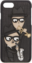 Dolce & Gabbana Black Sax Players Iphone 7 Case