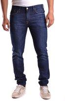 Burberry Men's Mcbi056072o Cotton Jeans