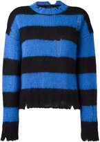 Filles a papa turtleneck striped sweater