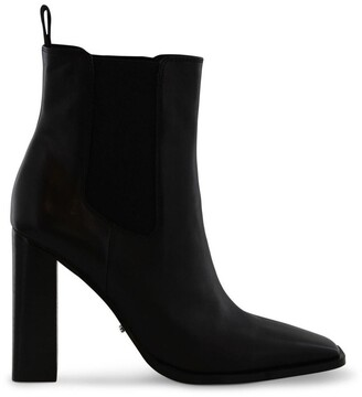 Tony Bianco Ilyssa Black Como Ankle Boot