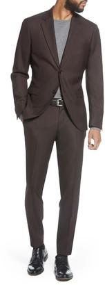 Tiger of Sweden Jamonte Trim Fit Solid Suit