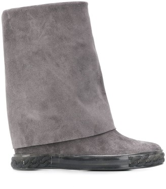 Casadei Renna ankle high boots