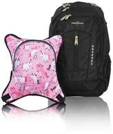 Obersee Bern Diaper Bag Backpack with Detachable Cooler in Unicorns