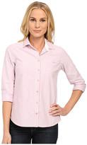 U.S. Polo Assn. Sparkle Collar Long Sleeve Oxford Shirt