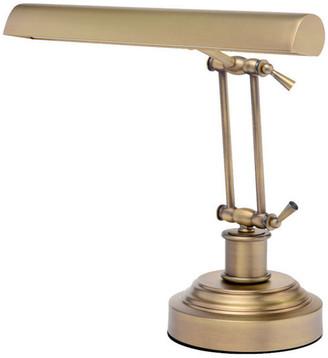 Cocoweb.Com, Inc. LED Piano Desk Lamp, Antique Brass