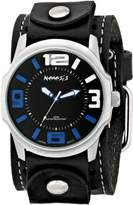 Nemesis Men's STH107KL Embossed Design Collection II Watch