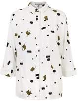 Oliver Bonas Modernist Geo Shirt