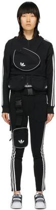 adidas Black Ji Won Choi and Olivia OBlanc Edition SST Track Jacket