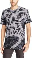 Neff Men's Rupert Washed T-Shirt, Black/White