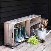 Graham and Green Colworth Welly Crate