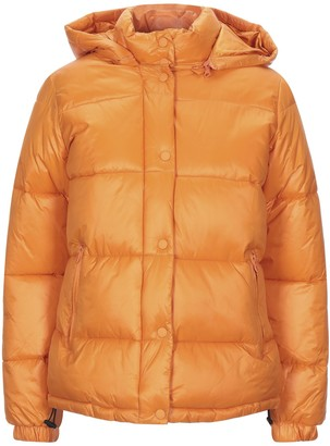 NO ZONE Synthetic Down Jackets
