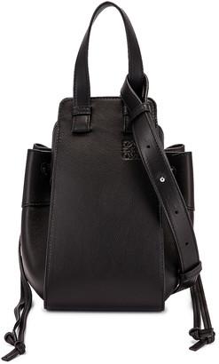 Loewe Hammock DW Small Bag in Black | FWRD