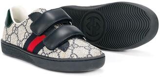 Gucci Children GG Supreme sneakers