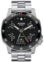 Nixon Ranger GMT Stainless Steel Watch
