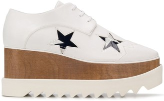 Stella McCartney Elyse Star shoes