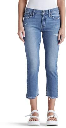Edwin Jamie Crop Straight Leg Jeans
