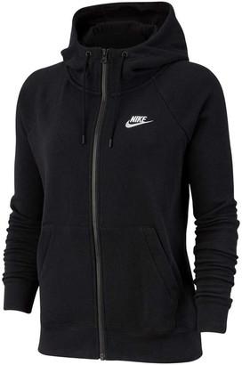 Nike Womens Sportswear Essentials Full Zip Hoodie