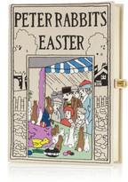 Olympia Le-Tan Peter Rabbit's Easter embroidered clutch