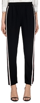 Whistles Popper Side-Stripe Pants