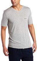 HUGO BOSS BOSS Men's Micromodal Short Sleeve V-neck T-shirt