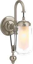 Kohler Artifacts 1-Light Plug-In Armed Sconce
