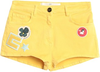 Elisabetta Franchi Denim shorts