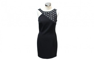 Anthony Vaccarello Black Polyester Dresses