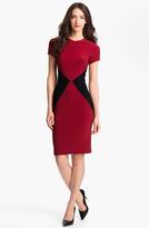 KAMALIKULTURE Colorblocked Sheath Dress